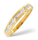 18K Yellow Gold 0.25Ct Diamond Ring From Catalina Diamonds L1254